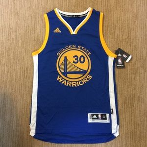Golden State Warriors Stephen Curry Jersey Adidas
